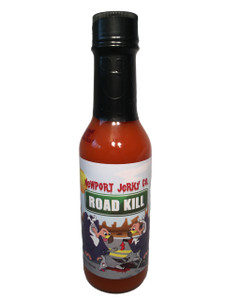 Road Kill Garlic Habanero Hot Sauce
