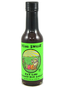 Toad Sweat Key Lime Hot Sauce (Dessert Sauce)