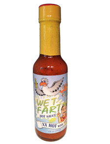 Wet Fart Hot Sauce
