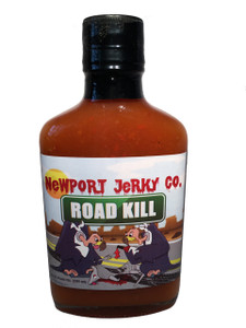 Roadkill XXX Habanero Hot Sauce