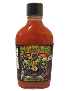 Alien Anal Probe Hot Sauce