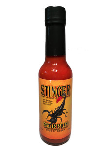 Stinger Scorpion Pepper Sauce