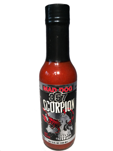 357 Mad Dog Scorpion Sauce