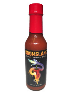 Boomslang Ghost Pepper Sauce