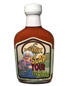 Habby Habanero's Slap Your Mama Hot Sauce