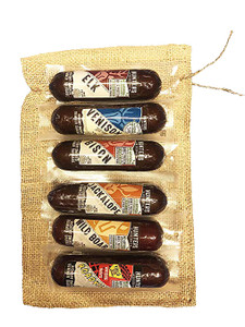 Exotic Sausage Party Gift Set