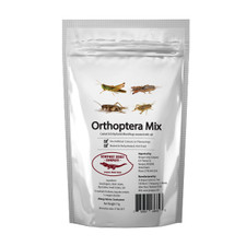 Bag of Edible Bugs Orthoptera Mix
