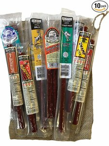 Exotic Jerky Stick Gift Bag