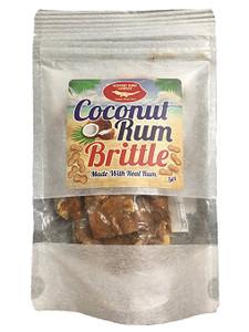 Award Winning Gourmet Caribbean Rum Peanut Brittle