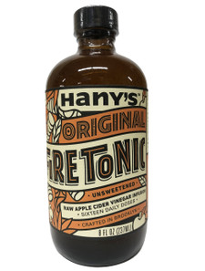 Hany's All Natural Original Flavor Fire Cider Tonic