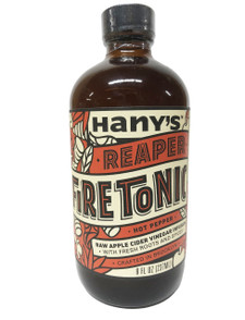 Hany's All Natural Carolina Reaper Flavor Fire Cider Tonic