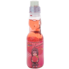 Limited Edition Naruto Japanese Ramune Soda's