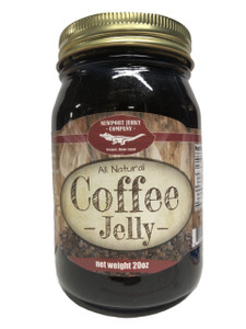 Newport Jerky Company Coffee Jelly (All Natural, Fat Free, Gluten Free)
