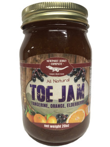 Toe Jam (Tangerine, Orange, Elderberry)
