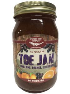 Toe Jam (Tangerine, Orange, Elderberry)