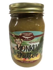 All Natural Kid Healthy Monkey Butter Spread (Banana, Pineapple, Mango)