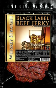 Carnivore Candy Whiskey Straight Beef Jerky