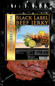 Carnivore Candy Caribbean Rum Beef Jerky