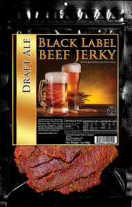 Carnivore Candy Draft Ale Beef Jerky