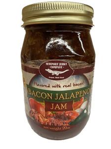 Newport Jerky Company Bacon Jalapeno Jam