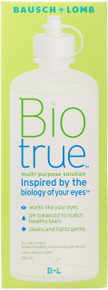 Biotrue multi-purpose contact lens solution 300ml