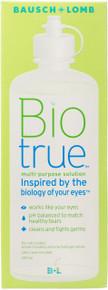 Biotrue multi-purpose contact lens solution 300ml