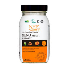 Natural Health Practice Meno Support - 60 Capsules
