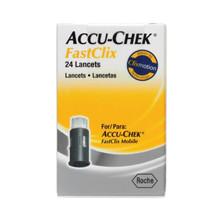 Accu-Chek FastClix - 24 Lancets