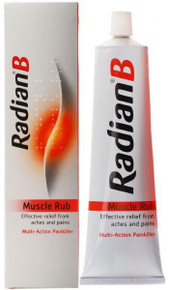Radian B Muscle Rub - 100g