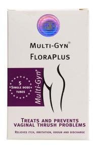 Multi-Gyn Floraplus Thrush - 5x5ml