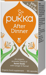 Pukka After Dinner - 60 Capsules
