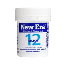 New Era No. 12 Silica - 240 Tablets