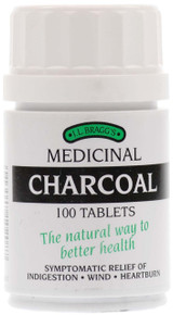 Bragg's Charcoal - 100 Tablets