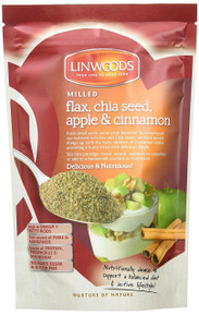 Linwoods Flax Chia Apple & Cinnamon - 200g