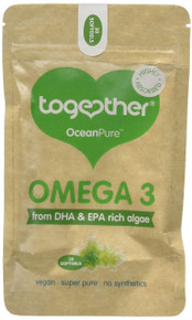 Together Health OceanPure Omega 3 DHA & EPA - 30 Capsules