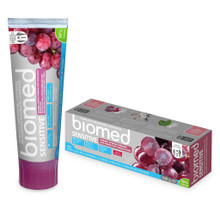 Biomed Sensitive Enamel Strength Toothpaste - 100g