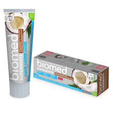 Biomed Superwhite Coconut Whitening Toothpaste - 100g
