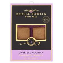 Booja-Booja Organic Dark Ecuadorian Chocolate Truffles - 69g