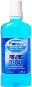 Endekay Daily Fuoride Mouthrinse - 500ml