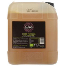 Biona Organic Cider Vinegar with the Mother - 5 Litre