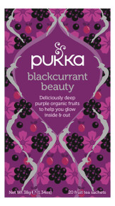 Pukka Blackcurrant Beauty - 20 Teabags