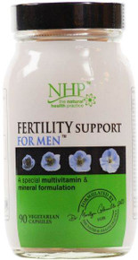 Natural Health Practice Fertility Support For Men - 90 Capsules