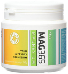 Mag365 Kids Magnesium Supplement - 150g