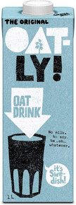 Oatly Oat Drink Enriched - 1 Litre
