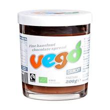 Vego Fine Crunchy Hazelnut Chocolate Spread - 200g