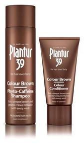 Plantur 39 Colour Brown Shampoo and Conditioner