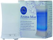 Absolute Aromas Aroma-Mist Ultrasonic Diffuser