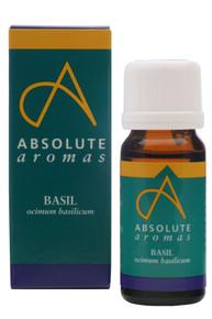 Absolute Aromas Basil Oil - 10ml