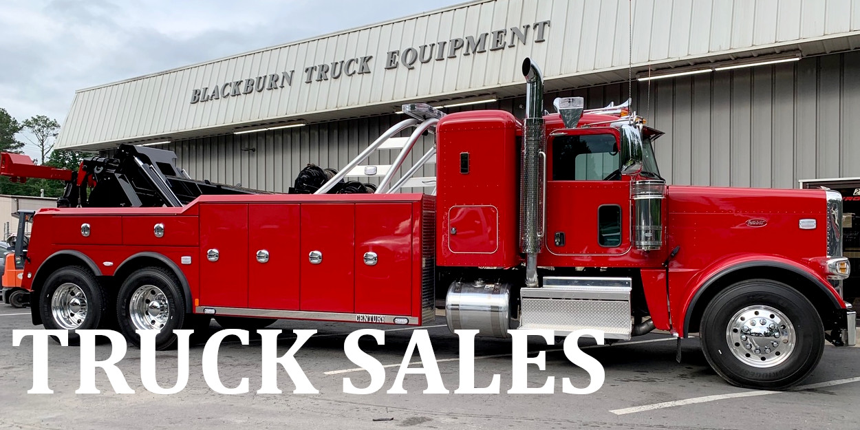 Tow Truck Sales