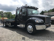 2020 Freightliner M2 extended cab black